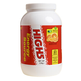 High5 EnergySource Drink - Nutrition sport - Orange 2,2kg